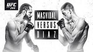 Ufc 244 Tickets Madison Square Garden Jorge Masvidal Vs