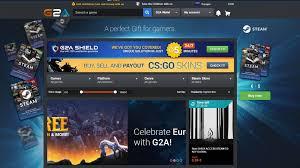 Online obchod s hrami G2A zlepšuje své služby a bude transparentnější |  GAMES.CZ