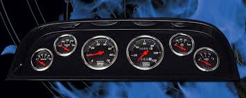 chevrolet truck 1960 63 fast lane west dash panels gauge 60 63 chevy truck cf dash w designer black gauges