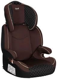 купить <b>автокресло siger</b> Вега <b>Fix</b>, 15-36 кг, коричневый (KRES2502)