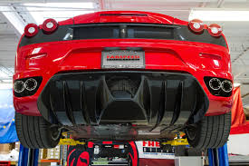 Let us admit one thing, we would have a poster of either the f40 or the 512 testarossa, or the mythos concept car on the walls of our. Fabspeed Ferrari F430 Carbon Fiber Rear Diffuser Fabspeed Motorsport