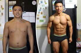 Man Slashes Body Fat And Gets Ripped Six Pack In Just 12 Weeks