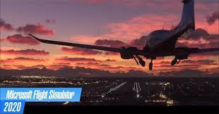 microsoft flight simulator 2020 the