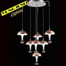 indoor restaurants chandelier led modern hanging pendant light