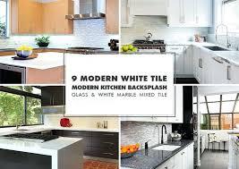 white tile backsplash kitchen 9 white modern ideas large white subway tile kitchen backsplash