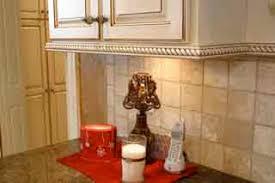 tumbled stone kitchen backsplash. Tumbled Stone Backsplash Executive Kitchen
