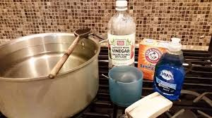 diy no rub magic cleaner degreaser for your kitchen hood, cleaning tips,  kitchen design