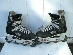 Mission Inline Hockey Roller Blade Skates Proto Vs 5 5 Size