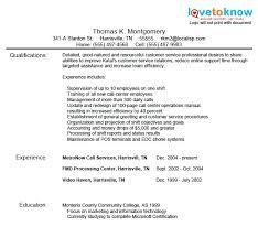 Resume Summary Examples For Customer Service Noxdefense Com