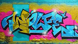 Graffiti Wallpaper Uhd - 3840x2160 ...