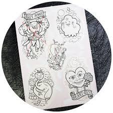 эскизкабум тату татуировка Tattoo эскиз татуэскиз неотрад