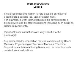 Step By Step Instruction Template How To Write Instructions Template