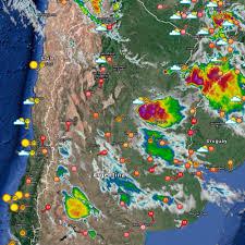 Prepárate con el pronóstico para los próximos 10 días más preciso para bariloche. Baron Argentina Informacion Pronostico