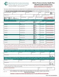 401k enrollment form template