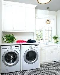 counter depth washer and dryer. Modren Washer Depth Of Washer And Dryer Closet Counter  In H