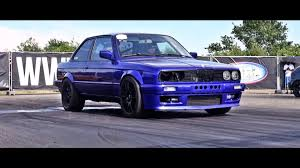 Coupe Series fastest bmw car : This 1200hp BMW E30 is the fastest BMW in Germany - Biser3a
