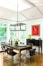 rectangular glass chandelier rectangular chandelier dining room contemporary dining room with rectangular glass chandelier modern rectangular