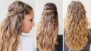 Onde Estive Con Treccia Hair Tutorial Youtube
