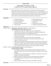 Resume Leadership Highlights Therpgmovie