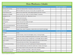 Household Maintenance List 31 Days Of Home Management Binder Printables Day 22 Home