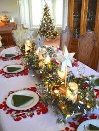 Décoration de table de Noël pour une atmosphère magique | Christmas ...