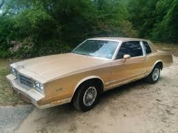 Two-Owner Car: 1985 Chevrolet Monte Carlo