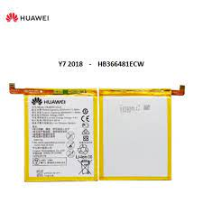 Huawei Y7 2018 Batarya - 3000 mAh ( HB366481ECW ) Fiyatları ve Özellikleri