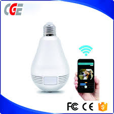 China Wifled Camera Bulb Guard Against Theft High Quality