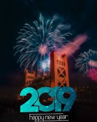 12 Best 2019 Happy New Year Text PNG images