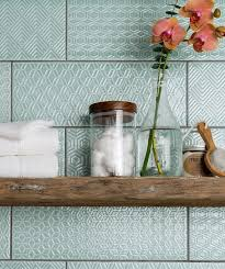 Attingham Seagrass Geometric Decor Tile Attingham™ Seagrass Geometric Decor Tile Bathroom Pinterest 2
