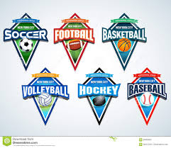 Baseball Design Templates Sport Team Logo Emblems Badge T Shirt Apparel Design