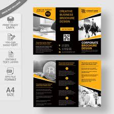tri fold brochures business tri fold brochure template print ready wisxi com
