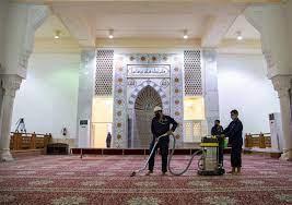 الحرم المكي - الوزارة تُهيئ  مسجد نمرة بأحدث أنظمة...
