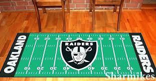 s football area rug college rugs football area rug