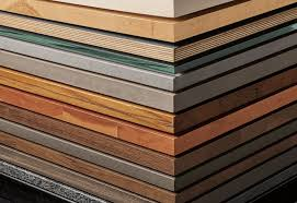 You probably need to buy at least a 4'x4' piece anyway, so if you want it to be really strong, make it 24 deep, double up the layers and trim out the front with a piece of solid oak. Tabletop Materials Ideas Advice Room Board