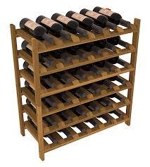 wine rack. Pine Wine Rack