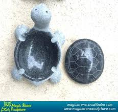 sea turtle decor whole carved stone regal art and gift wall