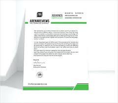 Letterhead Templates Design Business Letter Heading Template Business Letterhead Samples