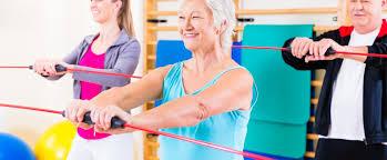 Risultati immagini per gym for old people
