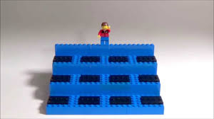 Lego Display Stands Custom Lego Minifig Display Stand YouTube 27