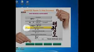 Taekwondo Bout Chart Software How To Install Taekwondo Software And Run It Youtube