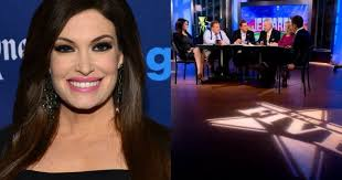 trump jr s gf kimberly guilfoyle was asked to leave fox news after she showed photos of male s to coworkers reports
