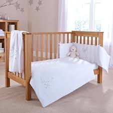 white cot bedding new starburst white cot cot bed 2 piece quilt and per set white white cot bedding