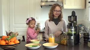 Hướng dẫn sử dụng máy ép trái cây Biochef atlas Pro - 888 tại Baby24h -  YouTube