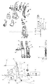 hoover f parts list and diagram com