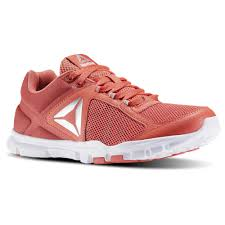 reebok yourflex trainette. reebok - yourflex trainette 9.0 mt fire coral/canyon red/white/skull grey