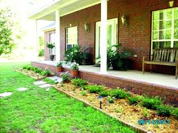 easy landscape painting ideas for beginners beautiful simple front yard landscaping design of house