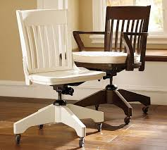 desk chairs wood. Image Of: Wood Bankers Desk Chair Chairs