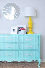 turquoise painted furniture ideas. 25 Brightly Painted Furniture Ideas Turquoise K