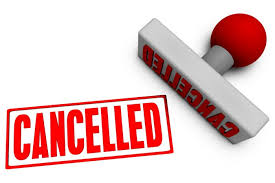 Image result for cancel clipart